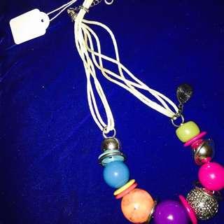 Ladies Necklace Handmade