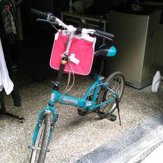 折疊車腳踏車