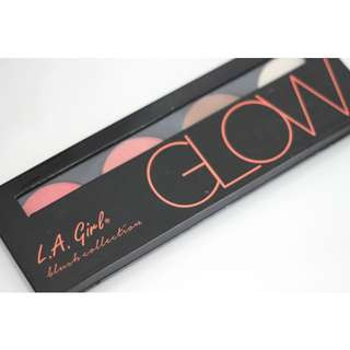 L.A Girl Beauty Brick Blush - Glow
