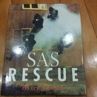 SAS Rescue By Barry Davies