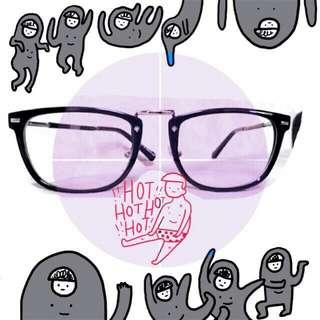 (全新) 余文樂眼鏡