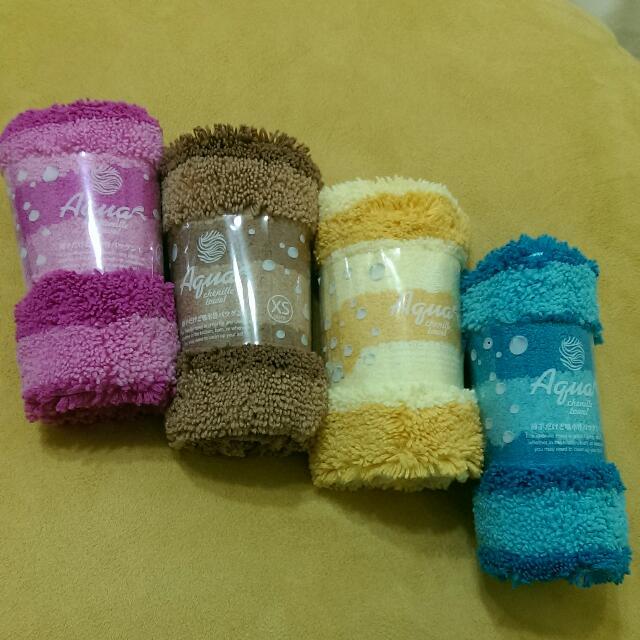 三條125元寶寶口水巾 洗澡巾 餵奶巾超吸水30*30公分