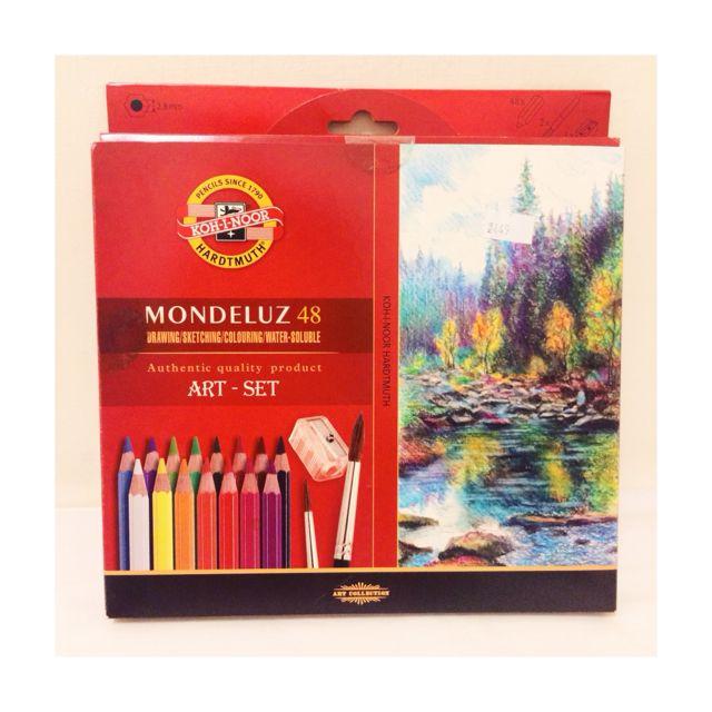 🍳(保留中)48色鉛筆/水彩筆