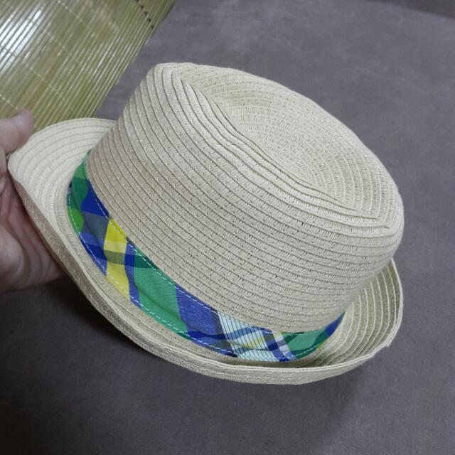 6-12m Old Navy草帽