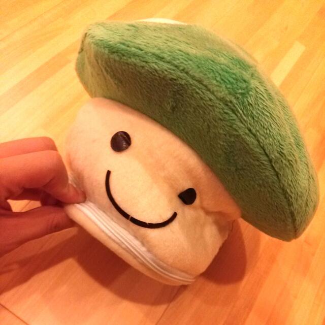 蘑菇衛生紙盒