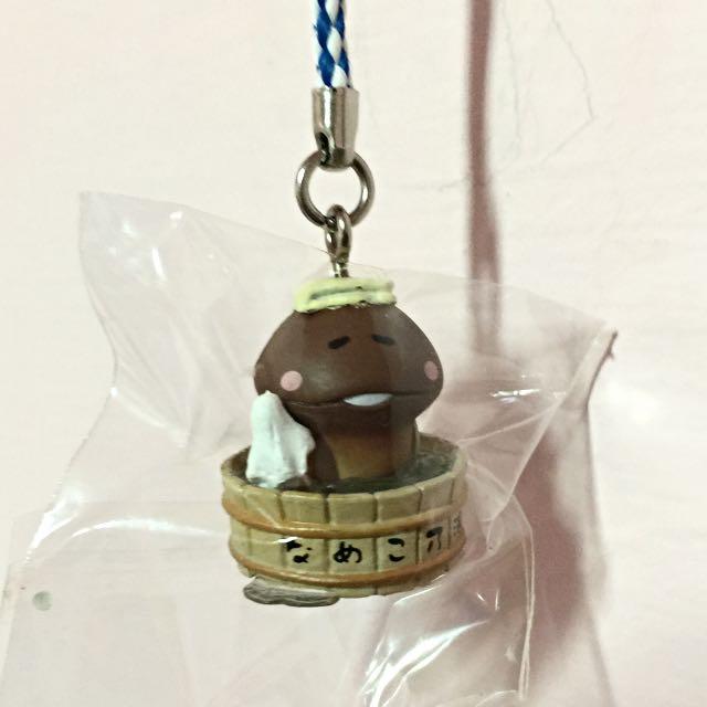 日本溫泉地限定~溫泉菇菇