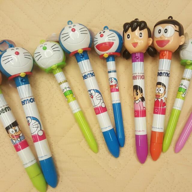 小叮噹原子筆