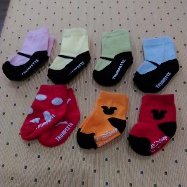 嬰兒襪(七雙)