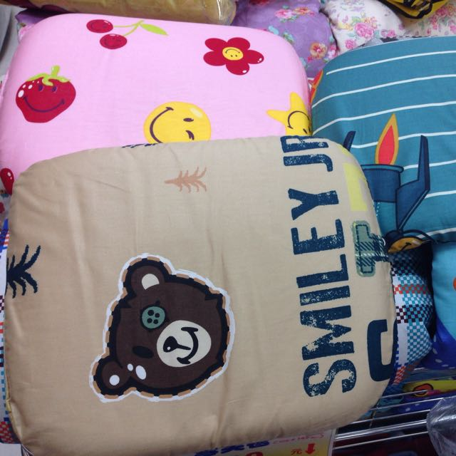 Smiley恆溫寶寶水凝膠枕