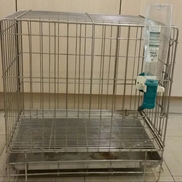 狗籠 狗窩 狗屋+給水器