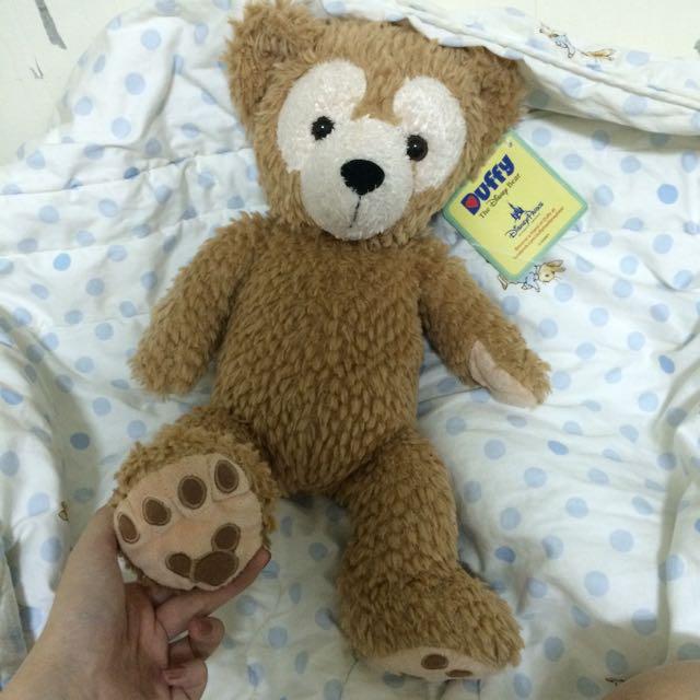 義賣 Duffy 小熊
