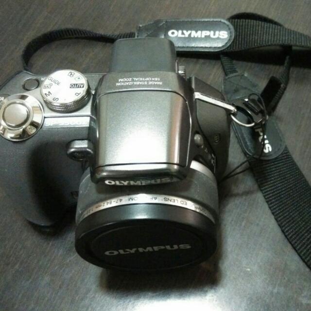 二手 OLYMPUS 奧林巴斯 類單眼 大炮相機 SP550UZ