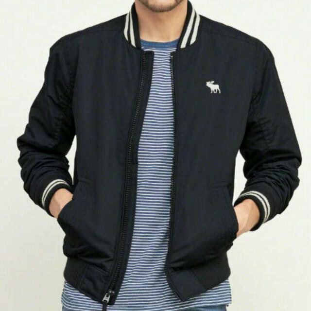 Abercrombie & Fitch Baseball Jacket