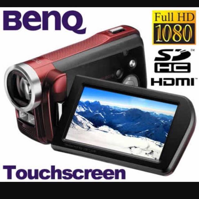 全配~BenQ DV M1 FULL HD 攝影機