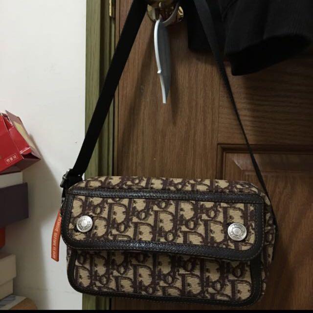 Dior精品肩背休閒小包