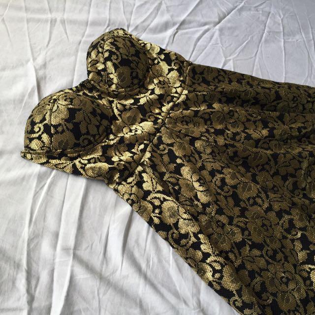 [Dotti] Floral Dress