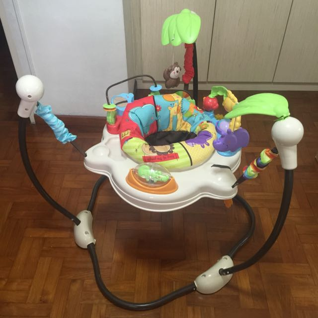 a4c7ab1d8 Fisher-Price Luv U Zoo Jumperoo