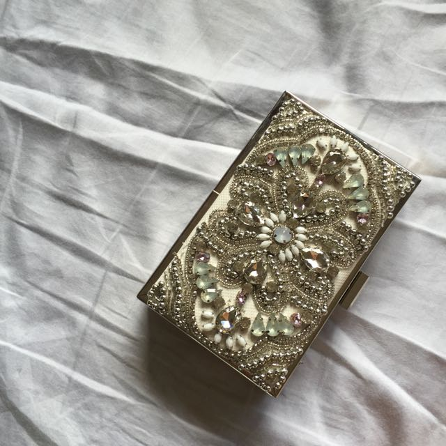 🔒ON HOLD🔒 [Forever New] Clutch