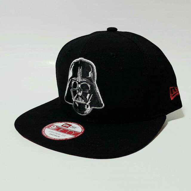 low priced 6b5b3 ed4e1 Instock Authentic New Era 9FIFTY Original Fit Star Wars Darth Vader ...