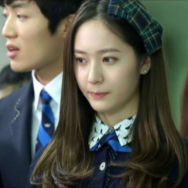 Image result for krystal with headband