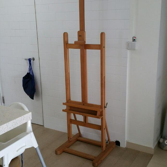 Mabef Studio Easel, Design & Craft on Carousell