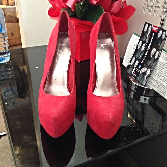 Marco Gianni Red Heals