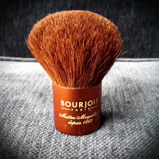 New : Bourjois Kabuki Brush (Paris)