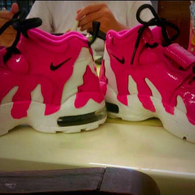 Nike Dt 正品粉紅牛奶配色