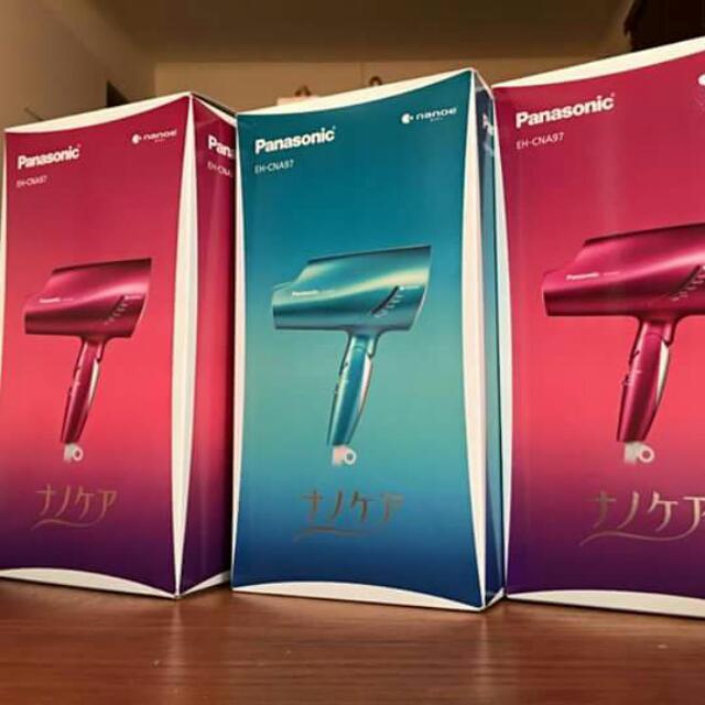 全新Panasonic 國際牌 EH-CNA97 奈米水離子 吹風機-現貨在台