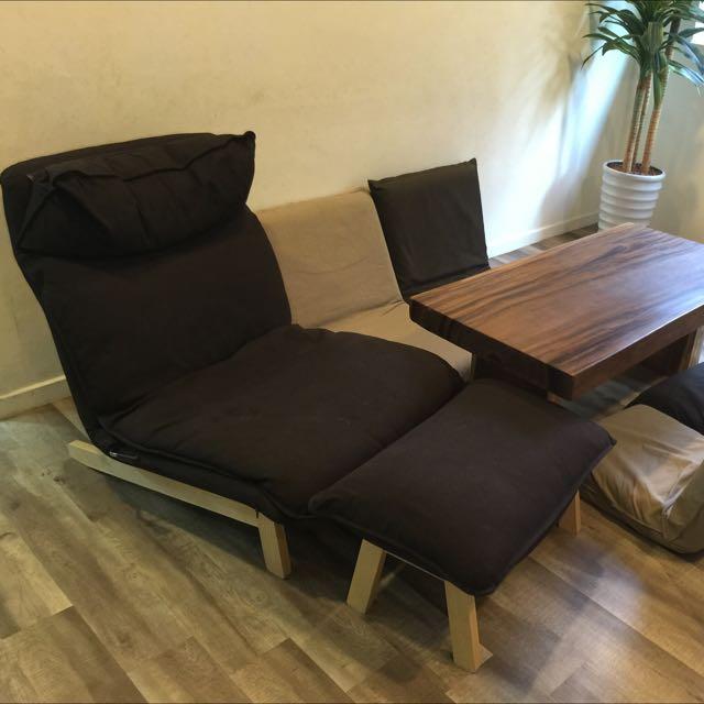 high back reclining sofa - Home The Honoroak