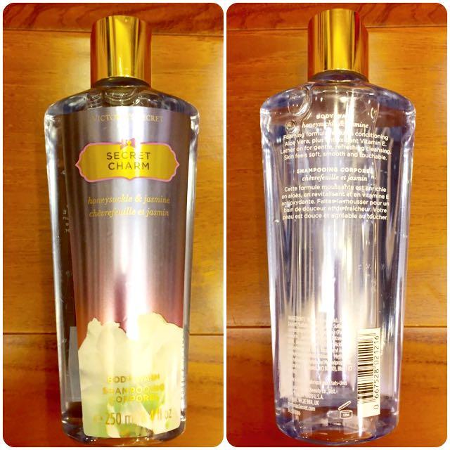 VS維多利亞的秘密 香水沐浴乳250ml