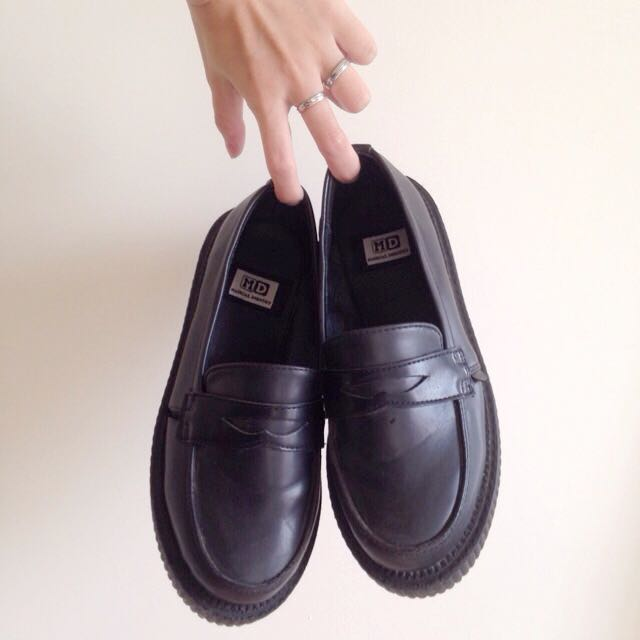 Zakka W 鬆高厚底鞋