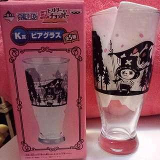 海賊王  一番賞 喬巴 玻璃水杯