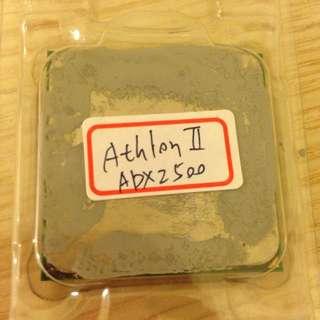 AM3-ADX2500 雙核 中古良品 300含運