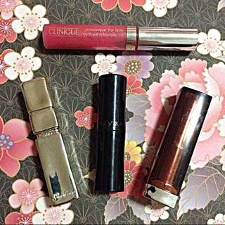 🆓FREE Preloved Lippies💄💄💄