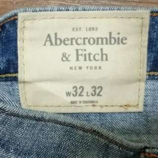 AnF Jeans - Super Skinny