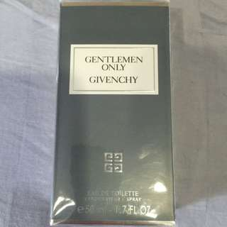 Gentlemen Only by Givenchy Perfume