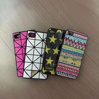 (可贈)4S手機殼