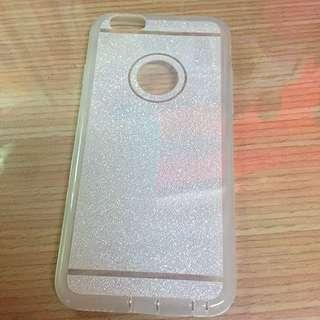 [全新]iPhone 6/6s 4.7 鑽石TPU保護套|手機殼 軟殼 透明包覆 防塵塞