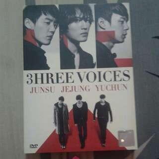 Jyj 3hree Voice