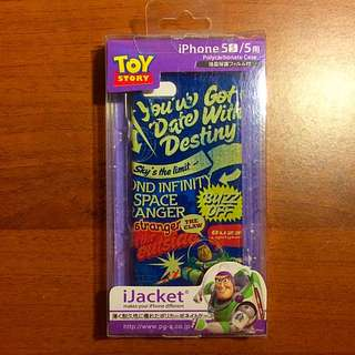 迪士尼 玩具總動員 巴斯光年 i5/5s手機殼