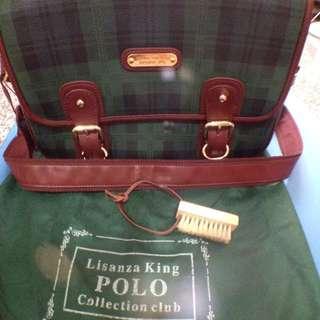 POLO經典側背包