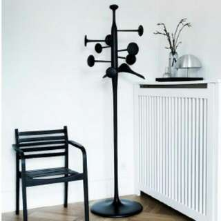 Original MATER Coat Stand Black. Retail 2.3k selling @ 800. Delivery By Buyer