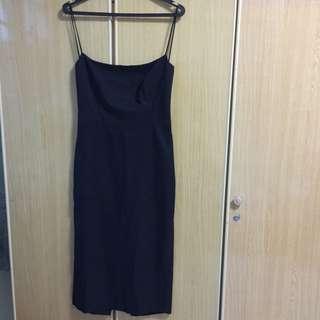Black Evening Classy Prom Dress