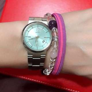 (預訂)Seiko 藍底框手錶