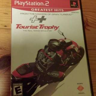 Classic Motorcycle Simulation For PS2. US PS2 Set Or PS3 First Generation Set Only