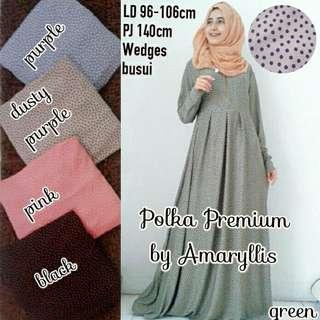 Polka Premium Dress