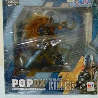 海賊王 代理版 兩年前 基拉 Pop