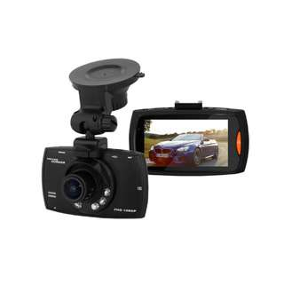 FULL HD 1080P 2.7 Car DVR Video Camera 6LED 6IR Nightview Night Vision G-Sensor Windscreen Camera Recorder