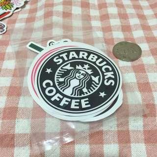 平信免運/星巴克驚喜包 Starbucks 防水貼紙